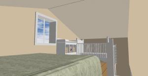 Modèle 3 - Perspective Mezzanine